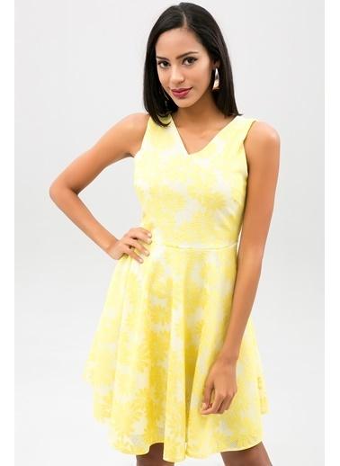 New Laviva Elbise Yeşil